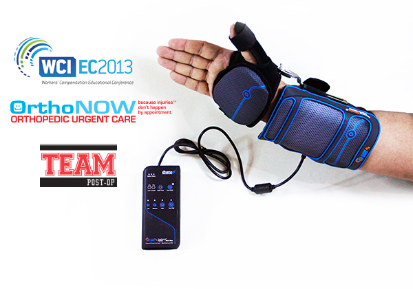 Climaware CryoThermic ROM Wrist-Hand Orthosis Cold Therapy Electro Therapy CryoThermic LSO Back Braces