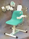 Centura Anatomical Shoulder CPM Machine helps prevent joint stiffness edema soft tissue contractures & muscle atrophy