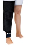 Kinex SO Full Leg Immobilizer instructions