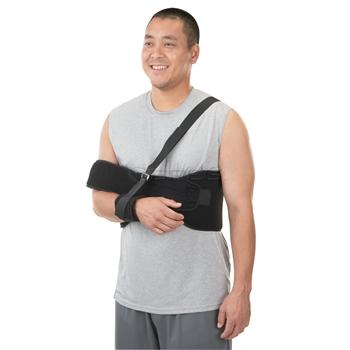 Breg Deluxe Straight Shoulder Immobilizer Medical Supplies Distributor Miami Broward Fort Lauderdale