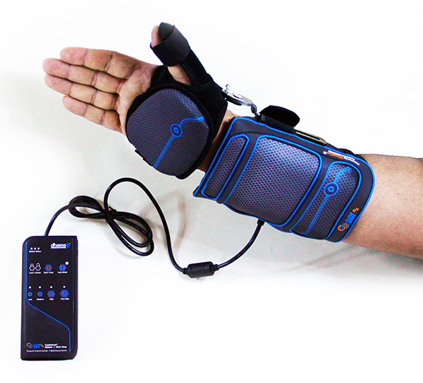 Climaware CryoThermic ROM Wrist-Hand Orthosis Team Post Op Medical Supplies Miami Florida