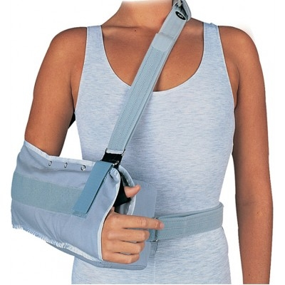 DonJoy UltraSling Shoulder Sling Rotator Cuff Immobilizer Capsular Shifts Bankhart Repairs Glenohumeral Dislocation Subluxation & Soft Tissue Strains Repairs Medical Supplier Miami Broward Fort Lauderdale The Keys FL