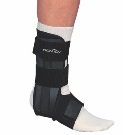 air stirrup ankle brace instructions