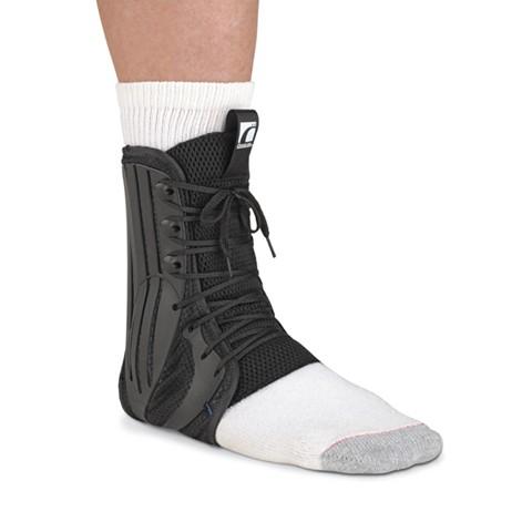 aso ankle brace instructions